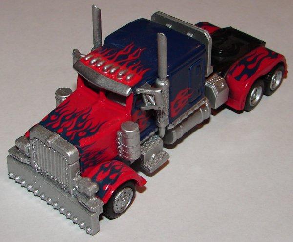 Transformers Speed Stars OPTIMUS PRIME Night Attack Series Dark Moon DOTM NEW
